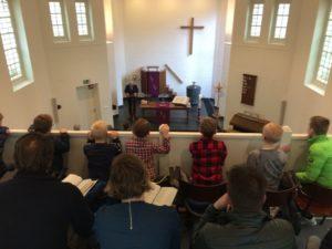 2018-03-04 Gasten in de kerk