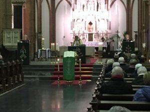 2019-01-26 Afsluiting Week van gebed in Budel