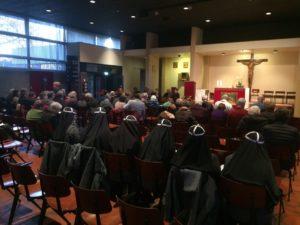 Oecumenische dienst in de Week van gebed om eenheid