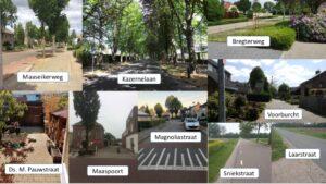 Afbeelding met buiten, teken, straat, verschillend Automatisch gegenereerde beschrijving