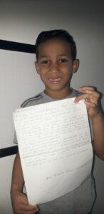 MDO bericht uit Colombia: Brief van Daniel Alejander Perez Sampoyo