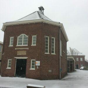 MDO dienst en sneeuw