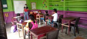 MDO Bericht uit Colombia: De school is weer open